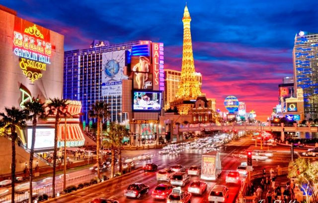 Weekend Trip from Los Angeles Las Vegas