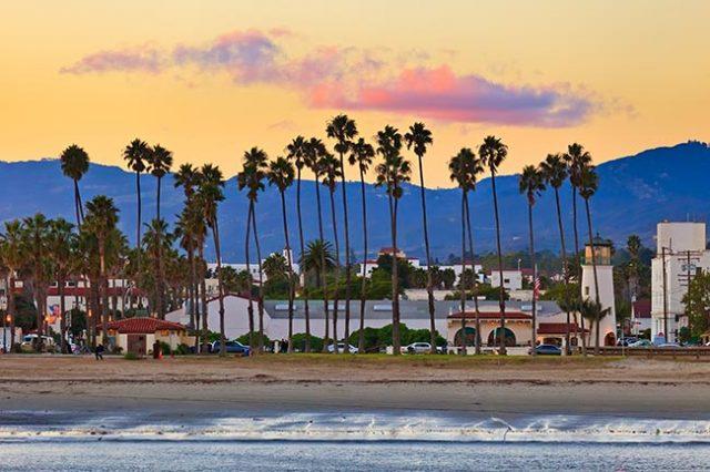 Weekend Trip from Los Angeles Santa Barbara