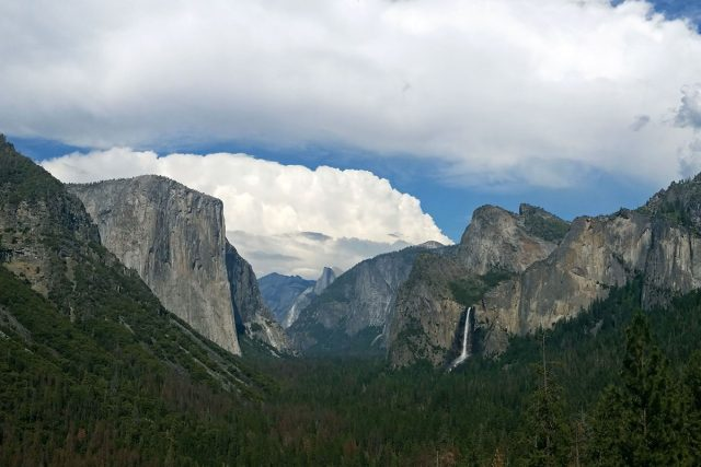 Weekend Trip from Los Angeles Yosemite Valley