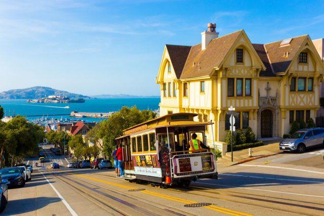 Weekend Trips near Los Angeles San Francisco