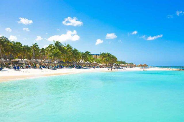 World's Most Beautiful Beaches Palm
