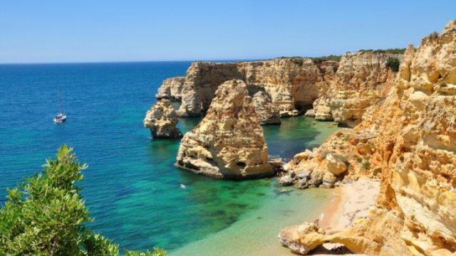 World Most Beautiful Beaches Praia da Marinha