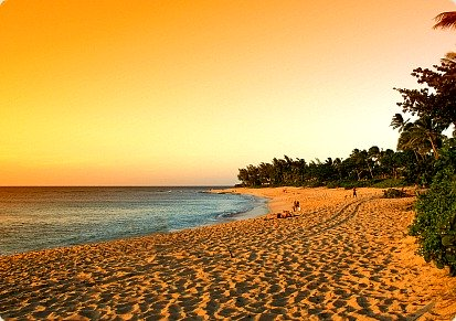 World Most Beautiful Beaches Sunset