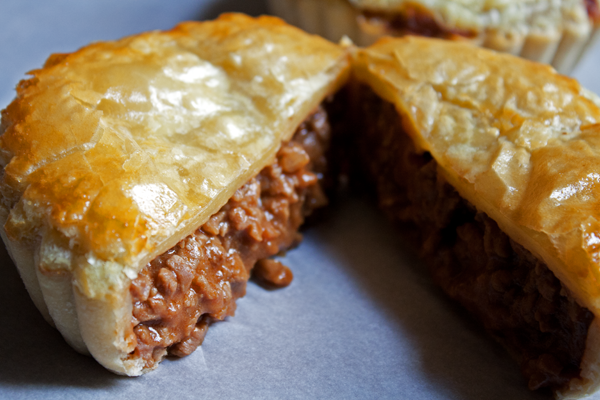 Belizean Meat Pie – Hot & Crispy Snack