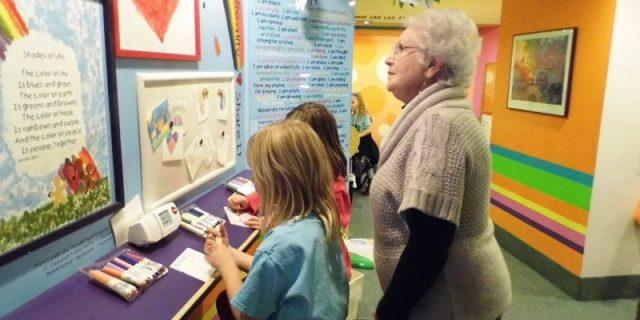 Children's Peace Pavilion Free Things Kansas City
