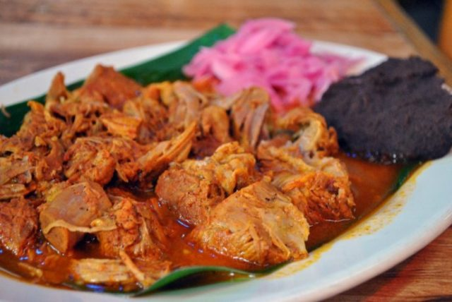 Cochinita Pibil – Traditional Slow-roasted Pork