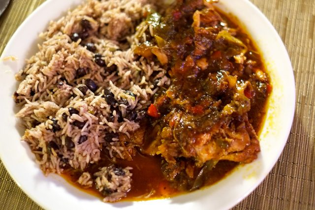 Creole Rice and Beans – Famous Left-over Monday Dish
