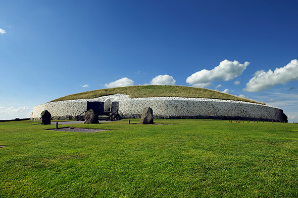Day Trip from Dublin Newgrange