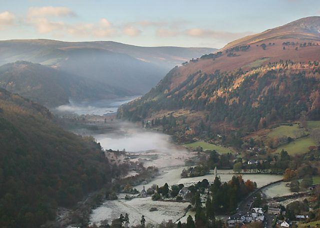 Day Trips from Dublin to Glendalough