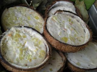 Faiai Eleni Fish in Coconut Cream