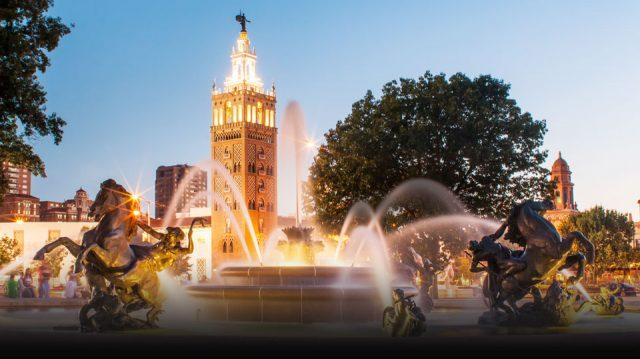 Free Things Kansas City J.C. Nichols Memorial Fountain