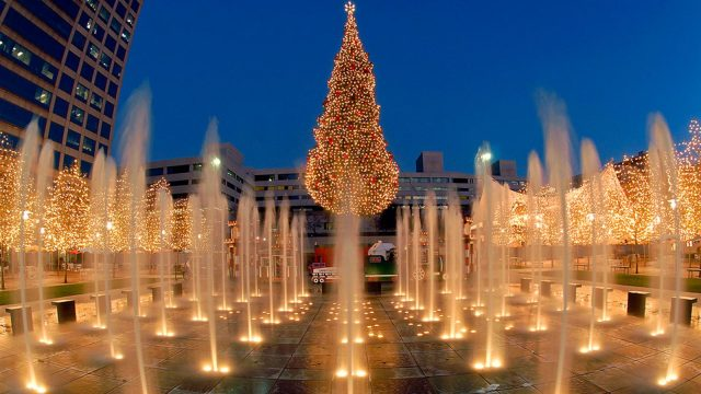 Free Things to do in Kansas City for Christmas