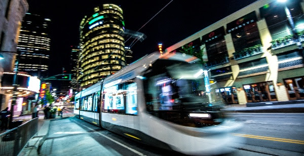 Kansas City Free Things MO Streetcar
