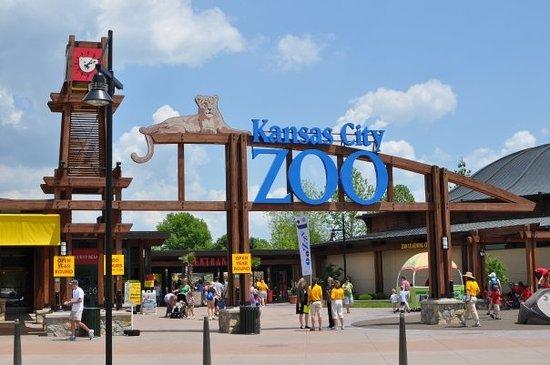 Kansas City Zoo Free Admission