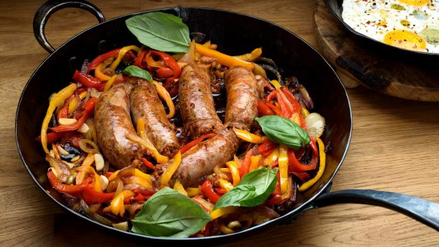 Kielbasa – Famous Sausage Dish for Polish Weddings