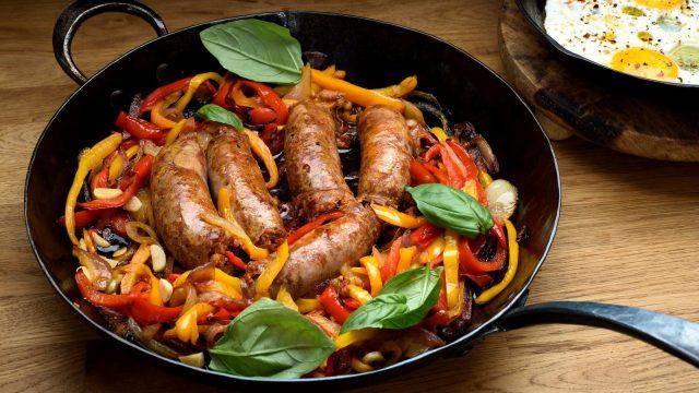 Kielbasa – Famous Sausage Dish for Polish Weddings