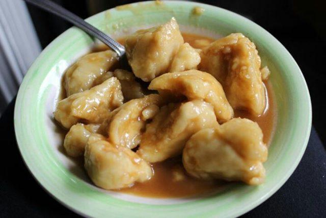 Kopai Sweet Dessert Dumplings from Samoa