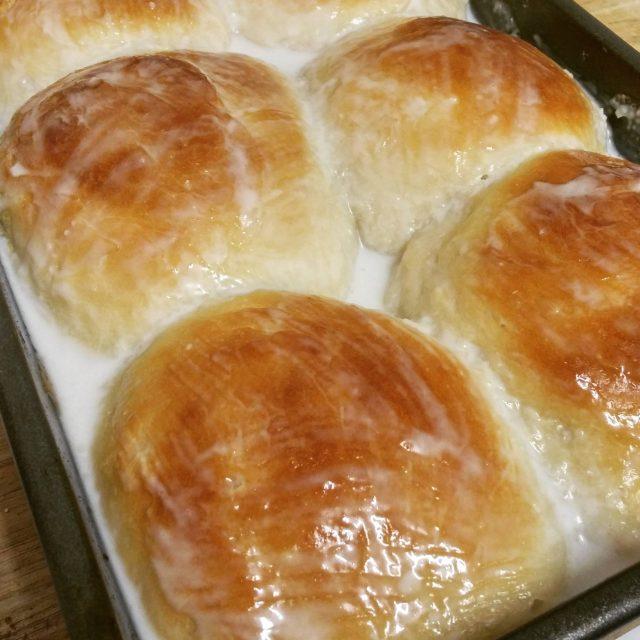 Pani Popo Homemade Bread Rolls