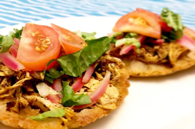 Salbutes – Common Belizean Street Food