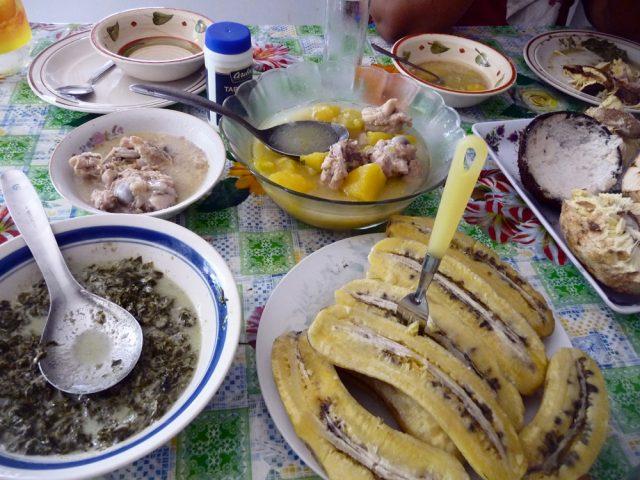 Samoan Foods