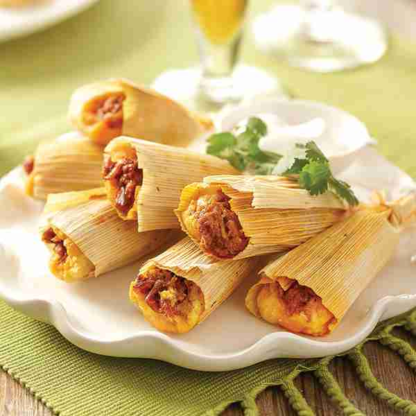 Tamale – Mesoamerican Steam-cooked Wraps