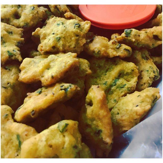 Bara – Indo Guyanese Vegetarian Food