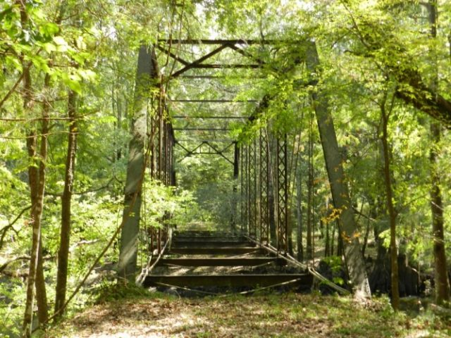 Bellamy Bridge Haunted Place in Florida