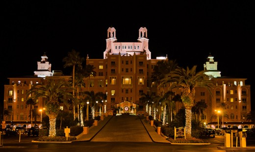 Don Cesar Hotel Most Haunted Places in Florida