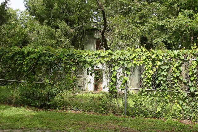 Gilchrist County Jail Haunted Place in Florida