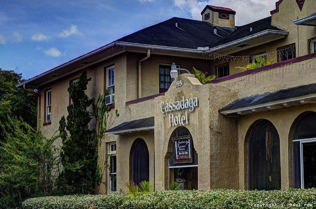 Haunted Cassadaga Hotel in Florida