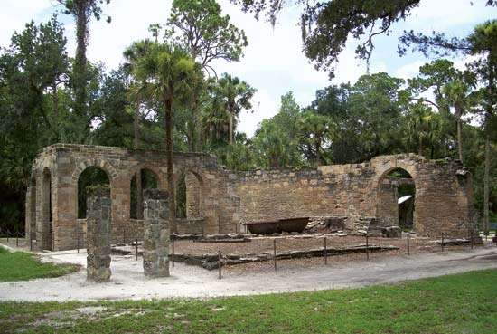 Haunted Place In New Smyrna Beach Florida