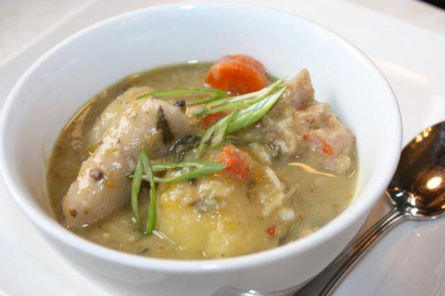 Metagee – African Guyanese Meaty Vegetable Dish