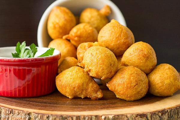 Pholourie – Fried Fast Finger-Food