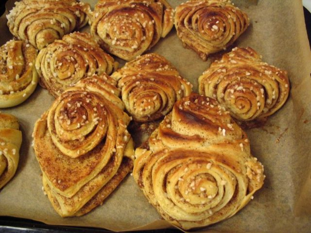 Pulla Popular Finnish Food