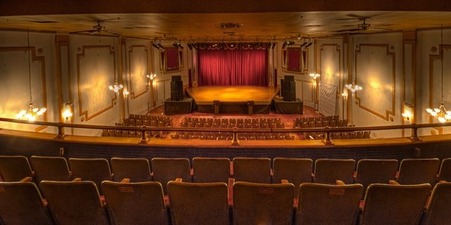 The Capitol Theatre Haunted Place in Florida