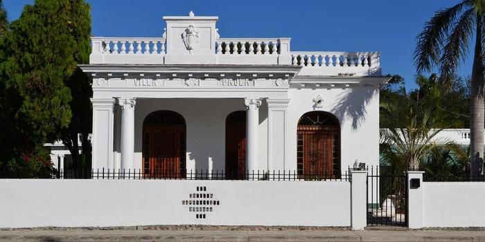 Villa Paula Mansion Haunted Place In South Florida