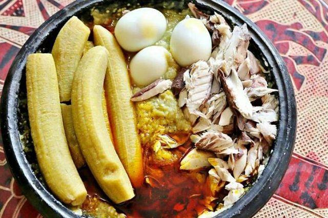 Ampesi Popular Ghanaian Food