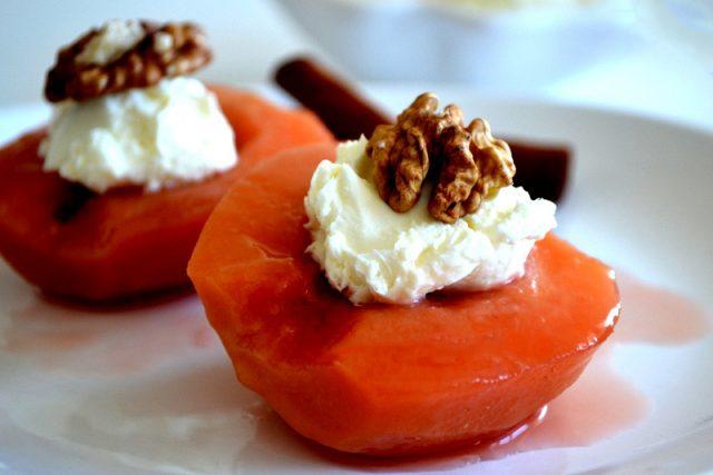 Ayva Tatlisi – Turkish Quince Dessert