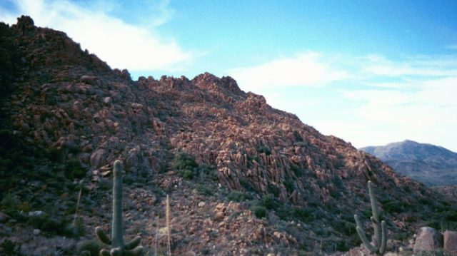 Ballantine Hiking Trail East Phoenix