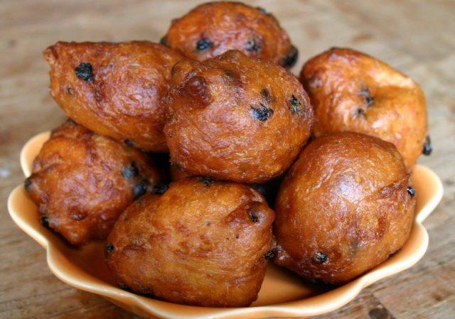 Bofrot Ghana Favorite Food