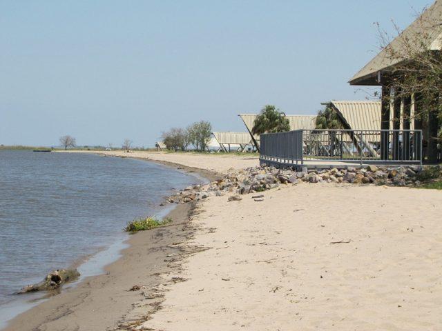 Cypremort Point Louisiana Beaches