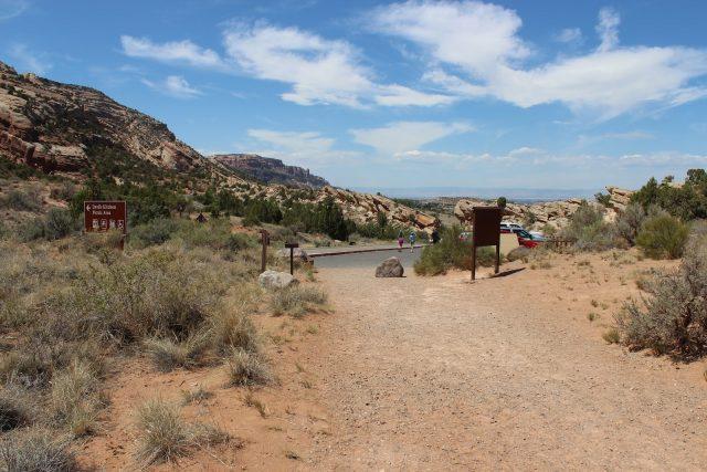 Echo Canyon Phoenix Hiking Trail, Camelback Mountain