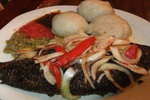 Ghanaian Foods