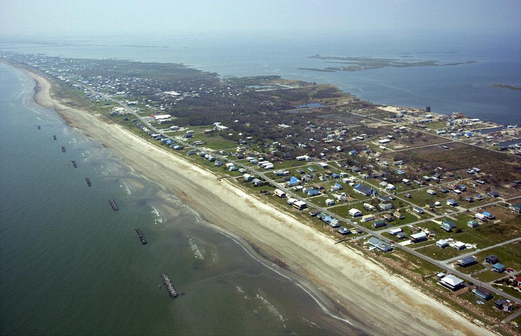 Grand Isle Beach Louisiana