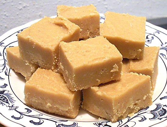 Guyanese Fudge – A Dessert from Guyana