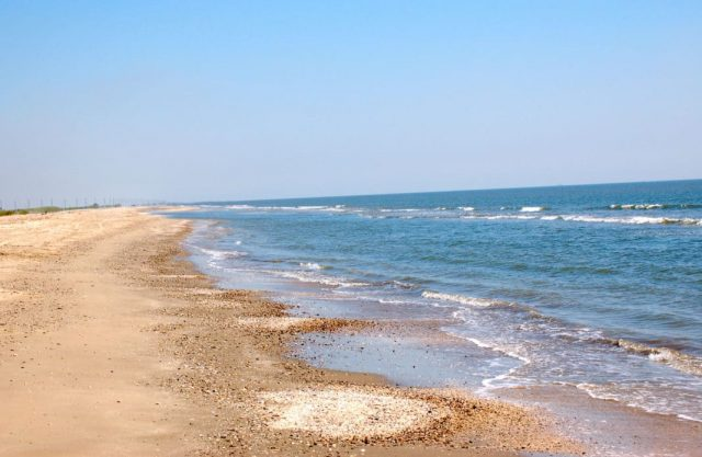 Holly Beach Best Public Louisiana Beaches