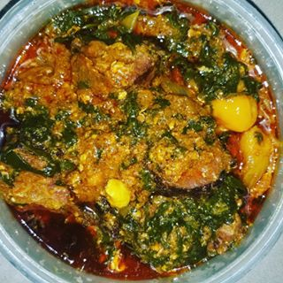 Kontomire Healthy Ghanaian Foods