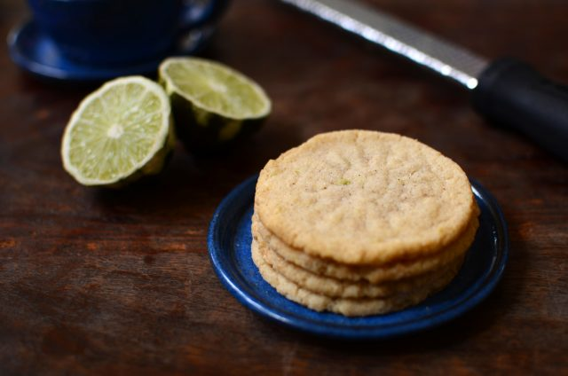 Lime Cookies – A Refreshing Guyanese Snack