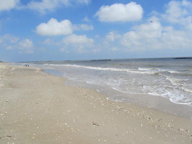Louisiana Beach Holly Beaches