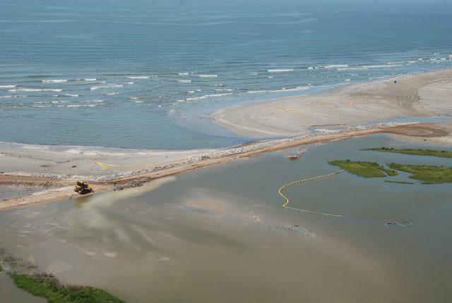 Louisiana Beaches Grand Isle